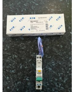 Eaton MEM EMCH106R30C Memshield 3 6A SP Type C RCBO 30mA 10kA