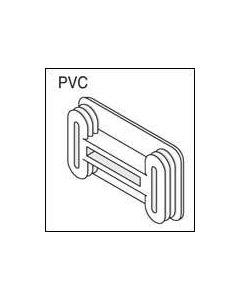 Unistrut Channel 1392197 End Cap, for P3000 & P4000 Channel, Size: 41x21mm
