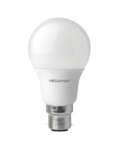 Megaman 142570 6W Classic Opal Dimming B22 2800K R9 Lamp - Buy online from Sparkshop