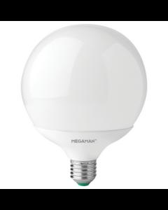 Megaman 142634 11W E27 120MM 2800K LED Globe - Buy online from Sparkshop