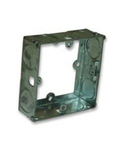Appleby SB679 Flush Extension Box Frame, 1 Gang, 25mm deep