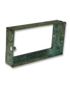Appleby SB680 Flush Extension Box Frame, 2 Gang, 25mm deep