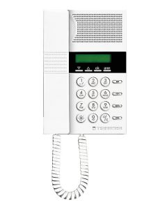 Terraneo/Bticino 344002 Central Switchboard, Audio alphanumeric digital switchboard unit