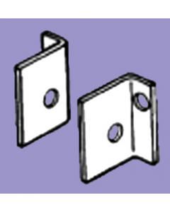 Barton Engineering QFFC2 50mm x 50mm Flanged Coupler for Quick Fix Trunking