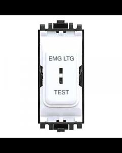 MK Logic K4898ELWHI Grid Switch, 2 Way SP Key 20A White