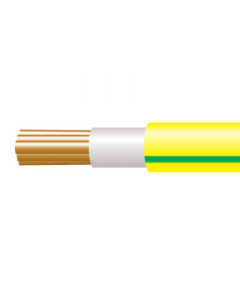6.0mm Tri-Rated Green/Yellow 100m