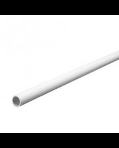 Mita RNG25W Heavy Gauge Round Rigid Conduit 3m x 25mm White
