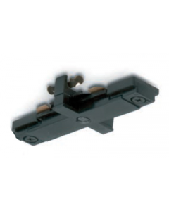 JCC JC14004BLK Track Connector with Power for Single Circuit Track IP20 Black