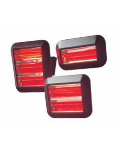 Dimplex QXD1500 Ruby Lamp Quartz Heater