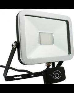Brackenheath I1025B iSpot Sensor LED 20W 5700K IP65 Floodlight Black