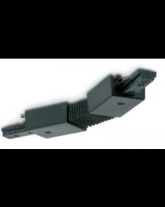 JCC JC14010BLK Flexible Connector for Single Circuit Track IP20 Black
