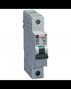 GE Energy EP101C06 Elfaplus Single Pole 6A Type B MCB 10kA