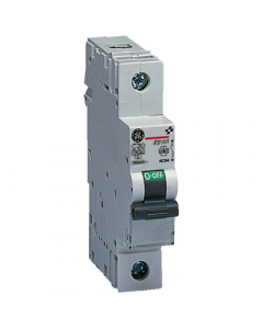 GE Energy EP101C25 Elfaplus Single Pole 25A Type B MCB 10kA