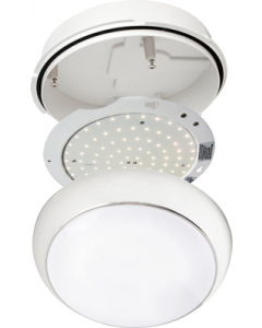 Robus R100LEDE-01 GOLF 10W LED IP65 Emergency with Pro-diffuser