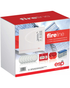FLK4PH - 4 Zone Conventional Fire Alarm Kit