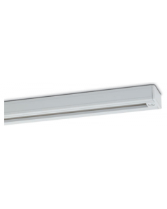 JCC JC14003WH Single Circuit 2340mm Track Section IP20 White