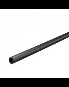 Mita RNG25B Heavy Gauge Round Rigid Conduit 3m x 25mm Black
