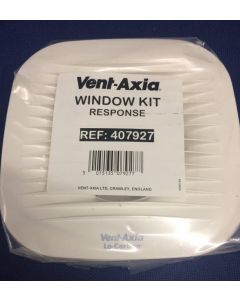 Vent-Axia 407927 Window Kit, for Lo-Carbon Response/Selv Range