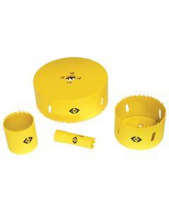 "C.K. Tools Hole Saw 70mm 2.3/4"" (424024)"