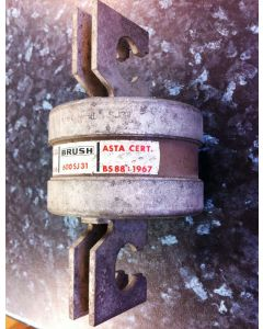 600SJ31 Brush 600 amp HRC J Type Feeder Pillar Fuse (Old/Obsolete)
