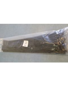 Kompress KCT780-9.0BL Cable Ties 780 x 9mm Pack of 100 Black