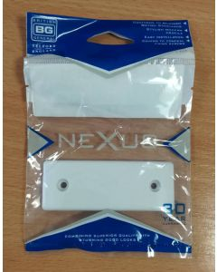 BG Electrical 836 1 gang architrave blank plate
