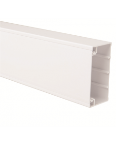 Marco MT105 Juno Single Compartment Dado Trunking 3m x 100mm x 50mm
