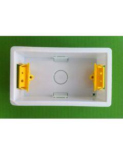 Appleby SB631 Dry Lining Box, 2 gang, 47mm deep