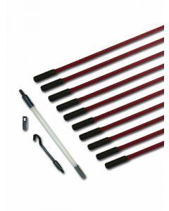 Armeg Cable Guide 10 Rod Set (1m long rods)