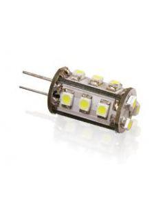 Aurora 1W 10-25V G4 Omnidirectional Capsule LED Lamp 3200K Warm White (AU-G4LED/OM/WW)