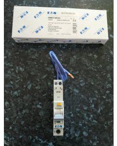 Eaton MEM EMBH116R30C Memshield 3 16A SP Type B RCBO 30mA 10kA