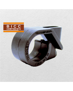 BICC Components TCC06 Plastic Telecleat 26.2mm-34.2mm (Pack 30) - Buy online from Sparkshop