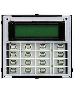Terraneo/Bticino 342600 Alphanumeric Digital Keypad