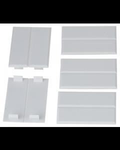 British General CUA01 Blank, Consumer Unit Cover Pack=10