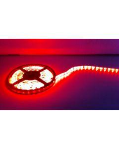 Deltech LST60R 5m Roll Flexi LED Strip 12V 60LED/M 240lm/M IP65 Red, 4.8W per metre