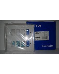 Deta G3306 8G White Grid Plate