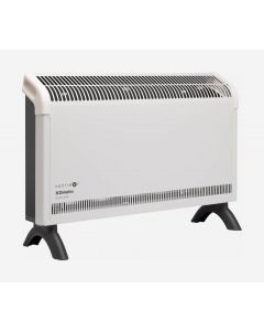 Dimplex DXC20 2kW Contrast Convector Heater, Freestanding with Thermostat