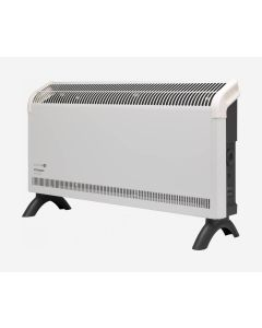 Dimplex DXC30 3kW Contrast Convector Heater, Freestanding with Thermostat