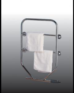 Dimplex TTRC90 60W Water Glycol Filled Electric Towel Rail Chrome