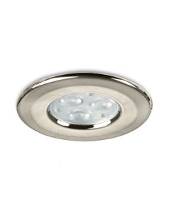 Collingwood DLE4727030 H2 Pro 550 5.2W 3000K IP65 Dimmable, Fire-Rated Downlight with Easy-Fit Connector