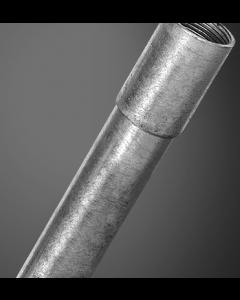 25mm Hot Dipped, class 4, Galvanised Conduit 3m