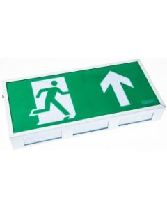 Channel Safety Systems E/LX/M3F Emergency Exit Box (Does not included pictogram)