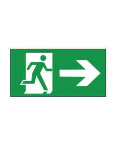 Channel Safety Systems E/LX/PIC/AR Lumen Ex Pictogram Arrow Right