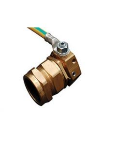 SWA BELN25 Earthing Nut Thread Size 25mm  - Buy online from Sparkshop