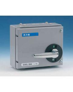 Eaton MEM 15AXTN2 Exel 2 Switch Disconnector, 20A, TPN