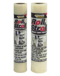 Everbuild ROLLCON50 Roll & Stroll Contract Carpet Protector 50m
