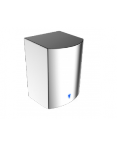 Anda 437217 Fast Dryer Polished Stainless Steel Hand Dryer 1.15kW - 1.6kW