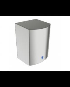Anda 437218 Fast Dryer Satin Stainless Steel Hand Dryer 1.15kW - 1.6kW