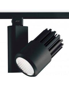 JCC JC14201BLK Starspot 3000, Spotlight, Mains Integral LED 4000K IP20, Size: 34W 28Deg, BLACK