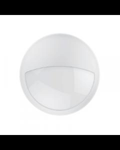 Kosnic KBHC6-TWLID White Eyelid Clip On ring for Blanca Bulkhead - Buy online from Sparkshop
